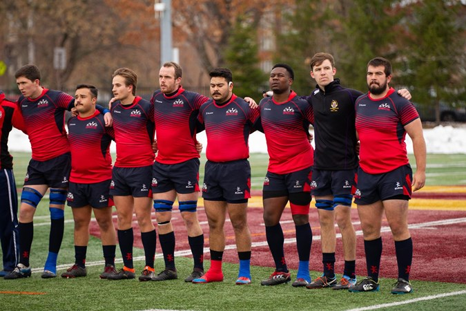 Brock men's rugby faces McGill in national consolation final