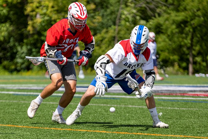 Built to win: Men's Lacrosse team enters season with one goal in mind